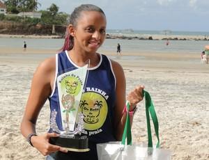 Twendy Fernandes, 'Rainha da Praia' no Rio Grande do Norte (Foto: Divulgação/FNV)