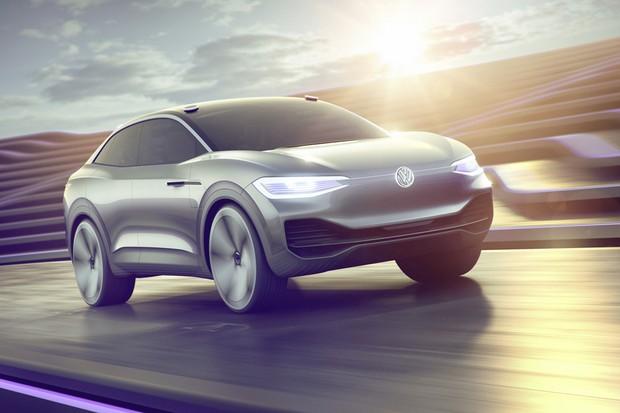 Volkswagen I.D. Crozz Concept (Foto: Divulgação)