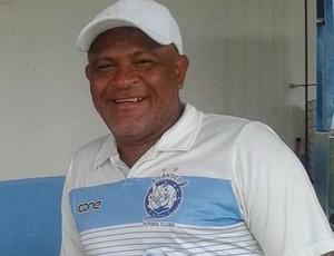 Paulo César Muniz, técnico (Foto: Arquivo Pessoal)