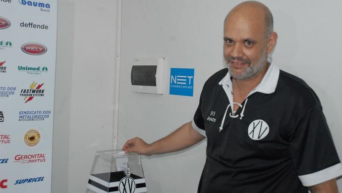 Rodrigo Boaventura XV de Piracicaba Nhô Quim (Foto: Eduardo Castellari / XV de Piracicaba)