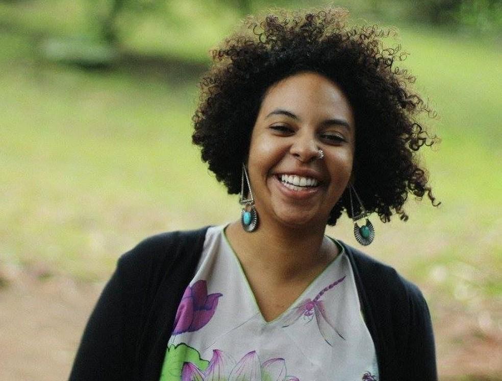Mariana Alves Tavares, de Campinas, é tataraneta de escravos (Foto: Arquivo pessoal)