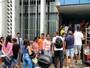 Clientes lotam agências da Caixa após fim da greve em São Luís