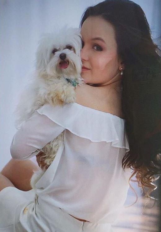 f759605c401cb EGO - Larissa Manoela lamenta morte de cachorrinho   Vai em paz