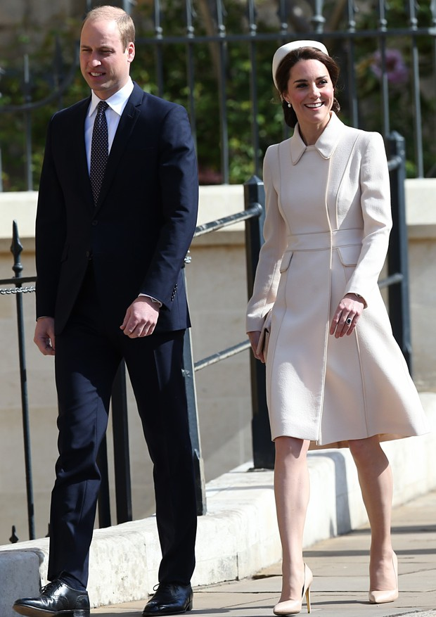 Príncipe William e Kate Middleton (Foto: Getty Images)