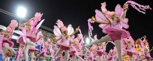FOTOS: passos delicados no balé do samba (Alexandre Durão/G1)