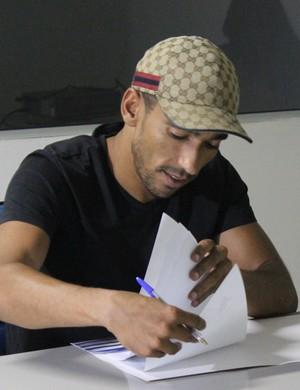 Eduardo dos Santos (Foto: Emanuele Madeira/GLOBOESPORTE.COM)