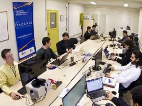 Incubadora de empresas no PTI (Foto: Divulgação)