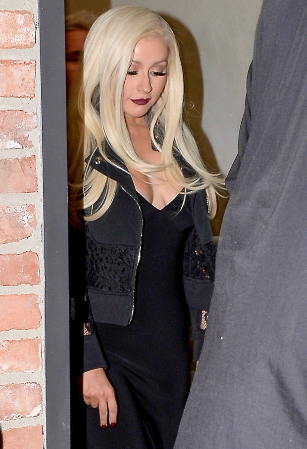 Christina Aguilera (Foto: AKM GSI / AKM GSI Brasil)