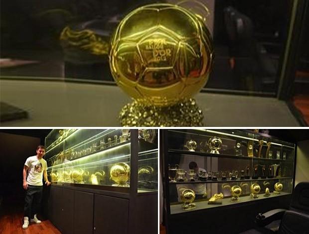 messi bola de ouro (Foto: Reprodução)