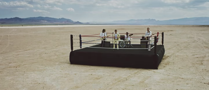 BLOG: The Killers faz música para o combate entre Mayweather e McGregor