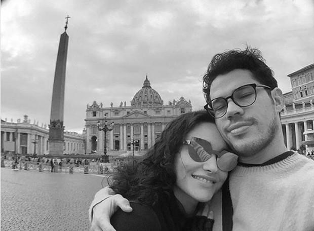 José Loreto e Débora Nascimento (Foto: Reprodução / Instagram)