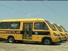 Frota de ônibus escolares zero quilômetro estraga ao relento em GO