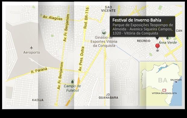 Mapa FIB