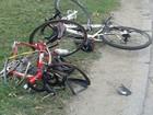Ciclista é atropelado na Via Dutra na altura de Queimados, no RJ