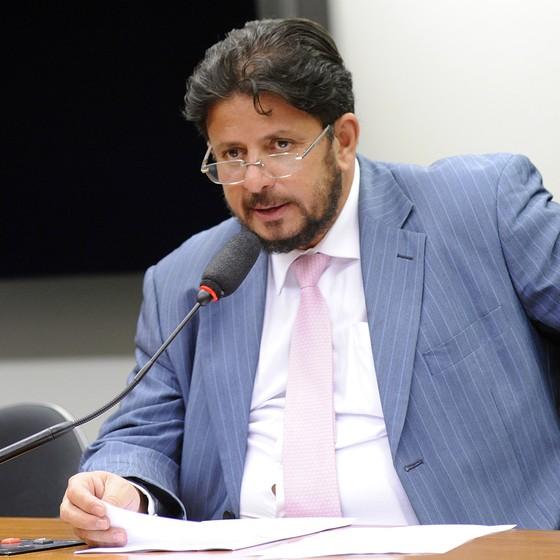 Deputado Fábio Ramalho deixa PV e segue para Partido da Mulher Brasileira (Foto: Agência da Câmara dos Deputados )