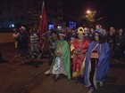 Tradicional Reisado acontece em Itanhaém, SP, até o dia 6 de janeiro