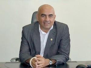Paulo Cézar Martins (PMDB) deputado estadual Goiás (Foto: Y. Maeda/Alego)