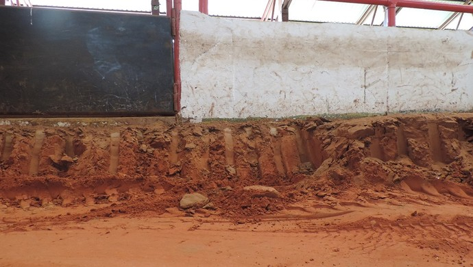 Desafio de Motocross no Rancho Quarto de Milha, em Prudente (Foto: João Paulo Tilio / GloboEsporte.com)