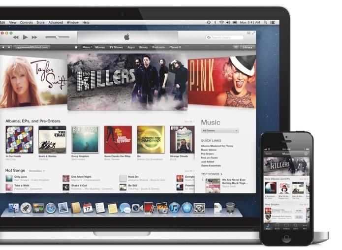 Tente sincronizar suas informações via iTunes (Foto: Divulgação)