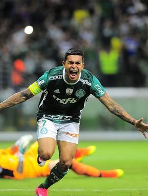 Palmeiras x Peñarol Dudu