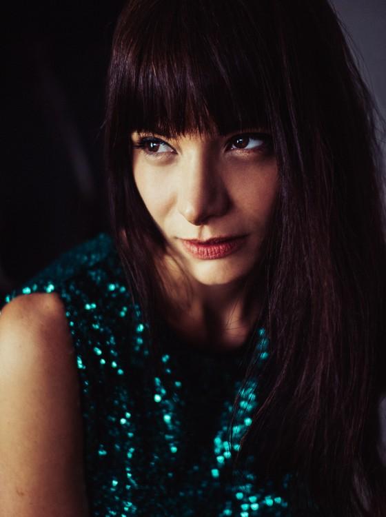 Olho nela: premiada, Carolina Mânica é nome promissor do cinema e da televisão (Foto: André Giorgi)