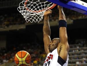 Kobe Bryant, Basquete, Estados Unidos x Espanha (Foto: Agência Getty Images)