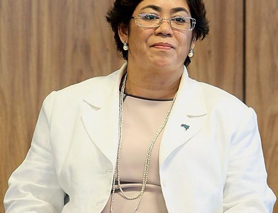 Ex-ministra da Casa Civil, Erenice Guerra (Foto: Celso Junior/Estadão Conteúdo)