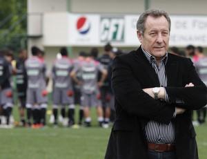 Wilfredo Brillinger, presidente do Figueirense (Foto: Luiz Henrique, Divulgação / Figueirense FC)