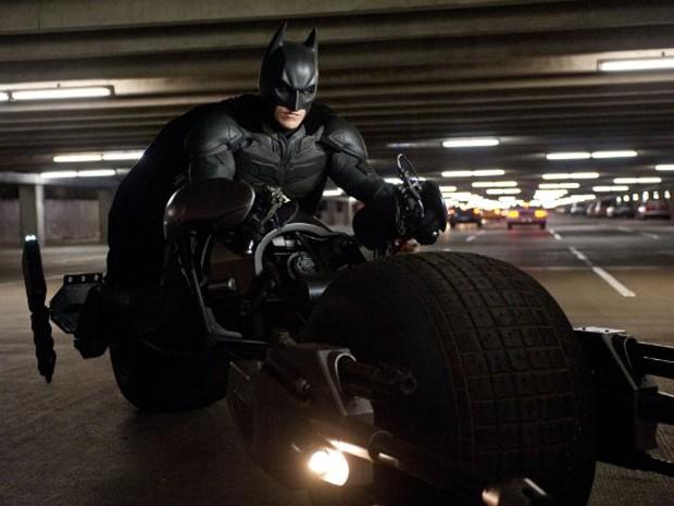 Cena de 'Batman: O cavaleiro das trevas ressurge' (Foto: Divulgação/Ron Phillips)