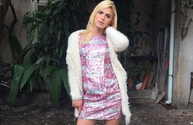 A atriz trans Dani Glamour Garcia fará a série 'Rua Augusta', do TNT.  Sua personagem, também transexual, viverá um caso com um segurança gay homofóbico. Ela também participou de 'Liberdade de gênero', produção do GNT (Foto: Reprodução / Instagram)