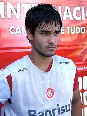 Dalton treino Internacional (Foto: Diego Guichard / Globoesporte.com)