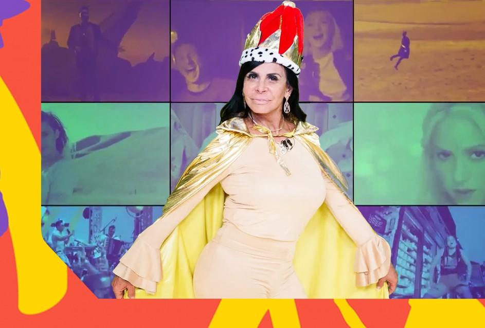 Gretchen vai comandar o TVZ Ao Vivo (Foto: Divulgao/Multishow)