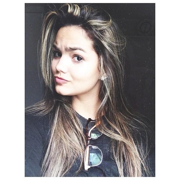 Suzanna Freitas, filha do Latino e da Kelly Key (Foto: Instagram / Reprodução)