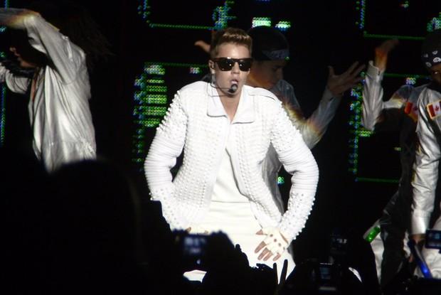 Justin Bieber (Foto: Roberto Teixeira/EGO)