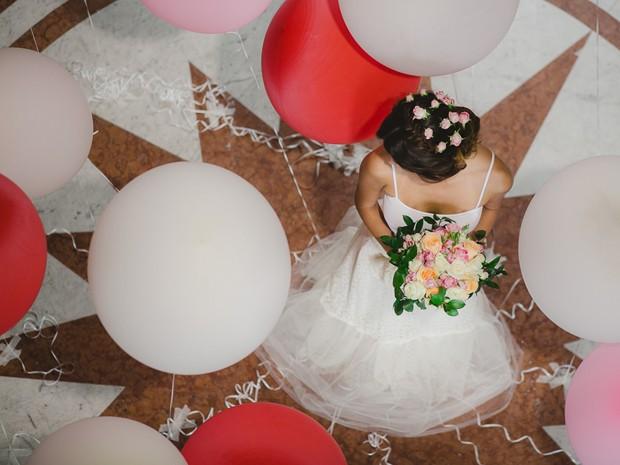 Moda para as noivas: requinte e romantismo (Foto: Divulgação)