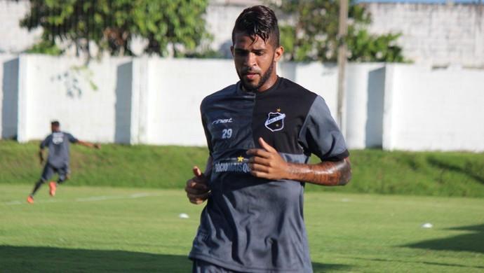 ABC - Alvinho, atacante (Foto: Assessoria de Comunicação/ABC FC)