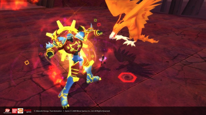 Digimon Masters Online (Foto: Divulgação/Bandai Namco)