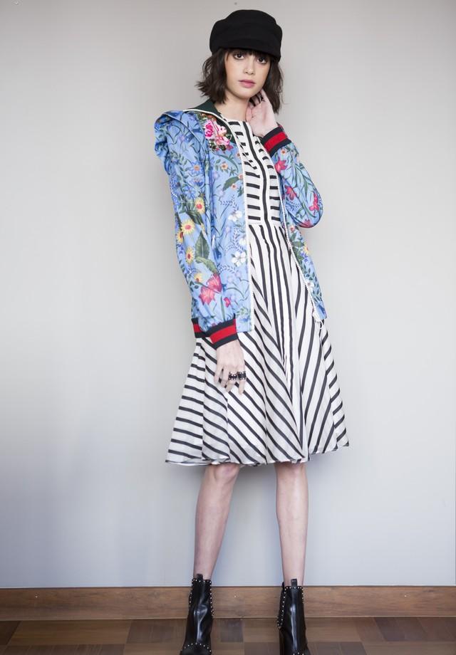 À la Kate Middleton: Barbara Migliori ensina como usar vestido midi (Foto: Rafael Avancini)