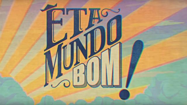Eta mundo bom (Foto: Reprodução/TV Tribuna)