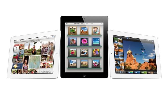 iPad 4 tende a funcionar bem com aplicativos básicos mas desempenho com jogos deve cair (Foto: Divulgação/Apple)