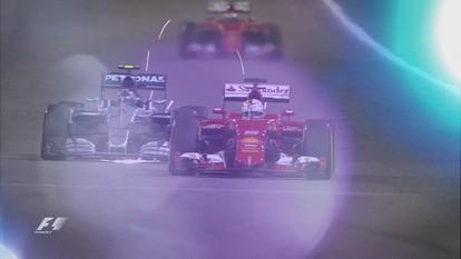 Chamada Formula 1 temporada 2016