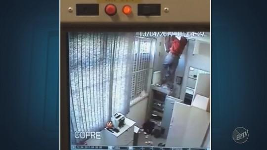 Assalto a banco que 'fechou' cidade do interior de SP foi feito em apenas 1 minuto; veja vídeo