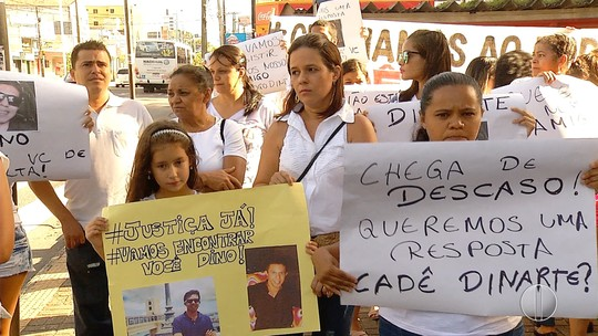Família de auditor desaparecido no RN cobra agilidade em investigações