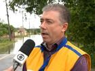 Chuva deixa rastro de destruição em municípios do RJ