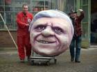 Carnaval alemão já prepara alegoria inspirada em Bento XVI