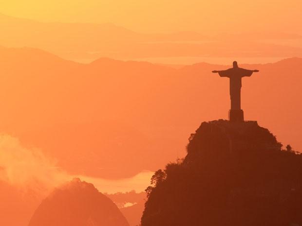 Mais um dia de sol e temperaturas sobem em todas as regiões do estado do Rio (Foto: Foto: Marcos Teixeira Estrella / TV Globo)