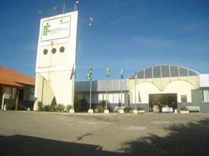 IFF campus Guarus (Foto: Divulgação IFF)