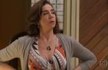 Francesca revela a Apolo que Tancinha viajou para o Rio de Janeiro