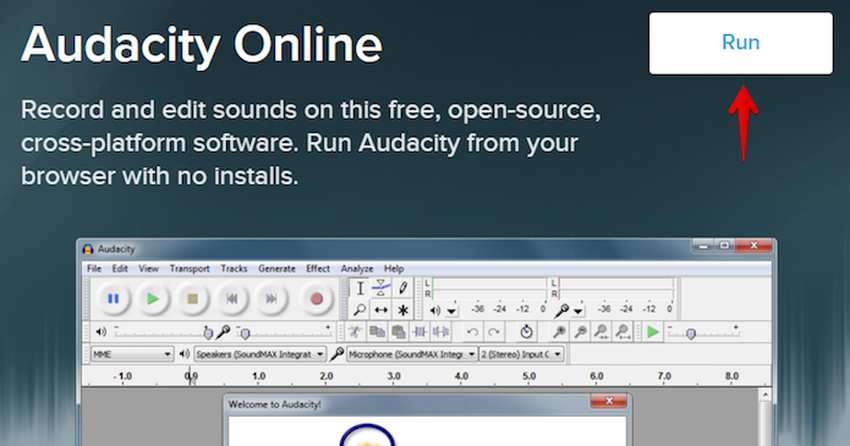 Audacity | Download | TechTudo