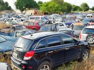 Empresa foi interditada no dia 24 de outubro após descoberta de suposta fraude na liberação de veículos (Foto: Divulgação/Secom)